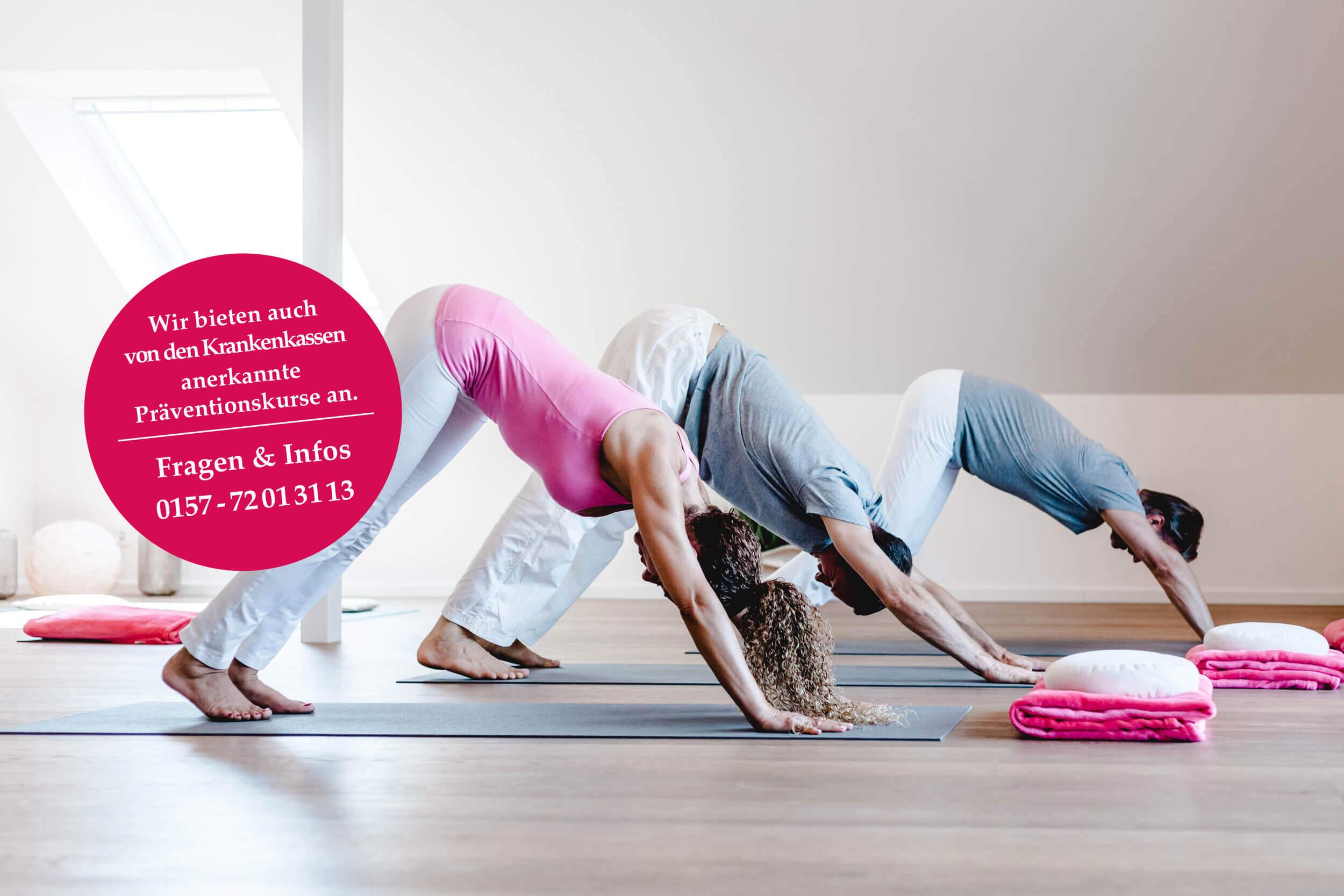 Preise Prema Yoga